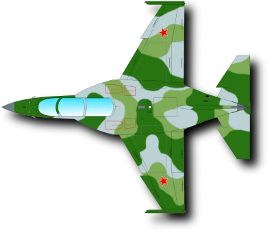 Yakovlev Yak-130 Belarusian Air Force