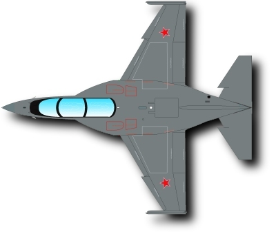 Yakovlev Yak-130 Russian Air Force